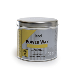 Lecol Power Wax OH35 - 1l - Geel
