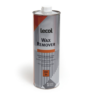 Lecol Wax Remover OH34 - 1l