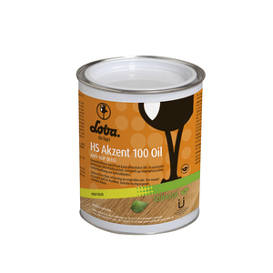 Lobasol® HS Akzent 100 Oil Color - 0,75l - Sucupira