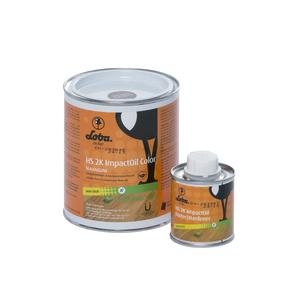 Lobasol® HS 2K ImpactOil Color - 0,75kg - Jatoba