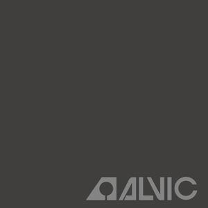 ABS-kantenmateriaal Alvic Antracita SM 25mx23x1mm.