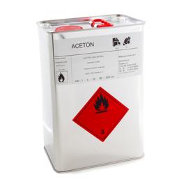 Maiburg Aceton chemisch zuiver - 5l - Transparant