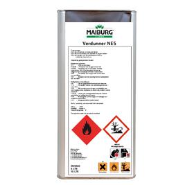 Maiburg Verdunner NE5 - 5l - Transparant
