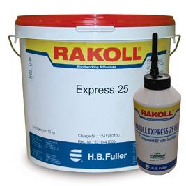 Rakoll Express 25 - 0,75kg - Houtlijm - Geel