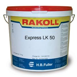 Rakoll Express LK 50 - Houtlijm - Wit