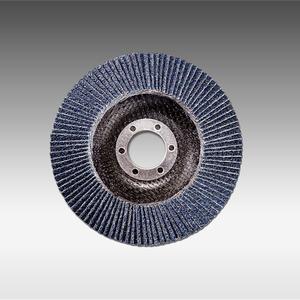 0020.2677 Schijf stingray schuin fiber 115/22mm P120 Doos a 10 st