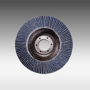0020.2680 Schijf stingray schuin fiber 125/22mm P120 Doos a 10 st