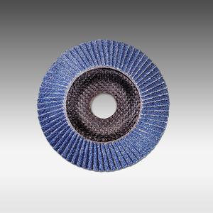 0020.4401 Schijf stingray vlak fiber 125/22mm P60 Doos a 10 st