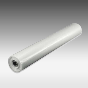 Rol folie 2 x 50m 60 micron Transparant
