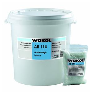 Wakol AR114 Wapeningsvezels - 15 zakjes per emmer