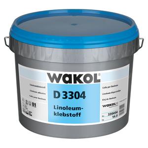 Wakol D3304 Linoleum dispersielijm - 14kg