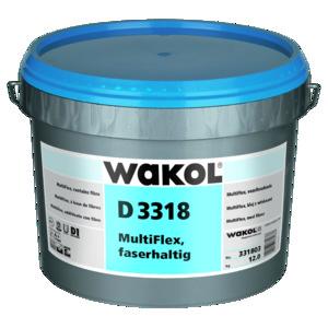 Wakol D3318 Multiflex vezelversterkt - 13kg