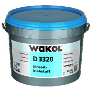 Wakol D3320 Eenzijdige lijm - 12kg