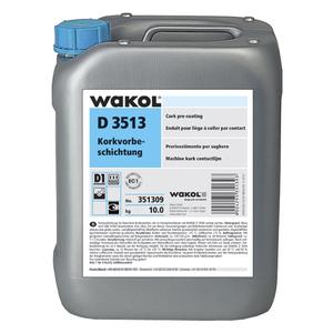 Wakol D3513 Kurk machinelijm - 10kg