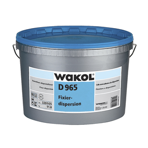 Wakol D965 Dispersie fixeerlijm - 10kg