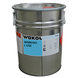 Wakol Intercoll L1703 - 185l - Rood