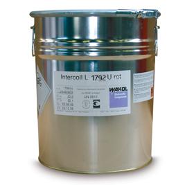 Wakol Intercoll L1792 U - 30kg - Rood