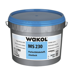 Wakol MS230 Parketlijm, elastisch - 18kg