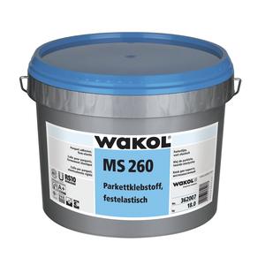 Wakol MS260 Parketlijm, hardelastisch - 18kg