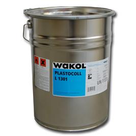 Wakol Plastocoll 1301 Zwart - 800gr