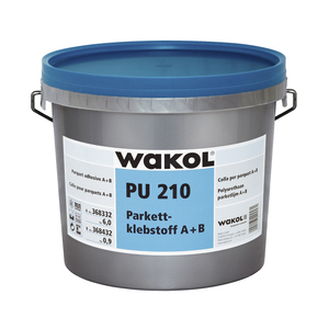 Wakol PU210 Parketlijm - 6,9kg