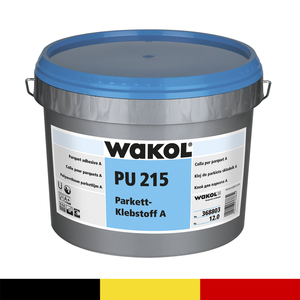 Wakol PU215 Parketlijm A-component - 12kg (alleen in België leverbaar)