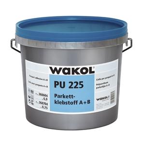 Wakol PU225 Parketlijm - 6,75kg (A- + B-component)