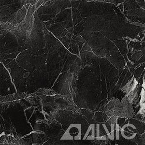 MDF gelakt - Alvic Zenit Supermat Oriental Black 2750x1220x18mm.