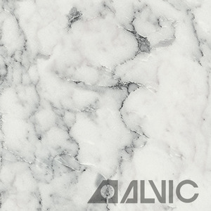 Spaanplaat gemelamineerd - Alvic Synchroon Oriental white 2750x1220x18mm.
