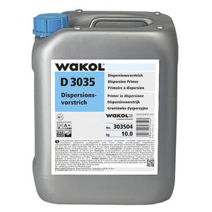 Wakol D3035 Dispersie voorstrijkmiddel - 10kg