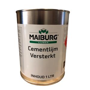 Maiburg Cementlijm versterkt - 1L - Transparant
