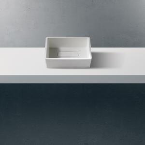 Betacryl Classic White 0-100 Opzetwastafel BB R 3730 B 394x324x130mm.