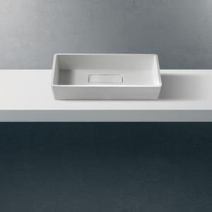 Betacryl Classic White 0-100 Opzetwastafel BB R 6130 B 624x324x130mm.