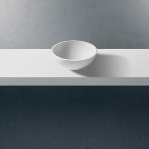 Betacryl Classic White 0-100 Opzetwastafel BB R 409 0-100mmxØ395x160mm.