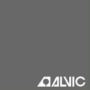 MDF gelakt - Alvic Gris Plomo SM 2750x1220x18mm.