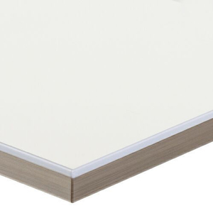 ABS-kantenmateriaal Alvic Luxe® Blanco HG (Glasslook) 150mx23x1mm