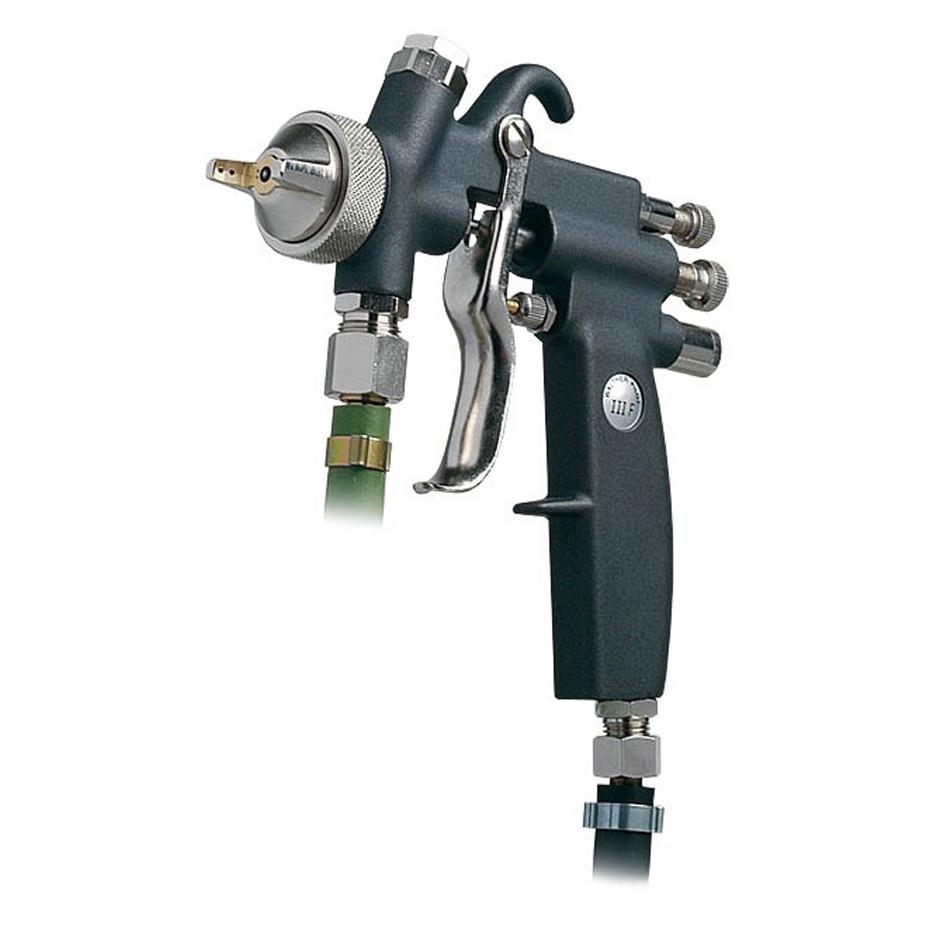 Walther WP pistool onderaansluiting