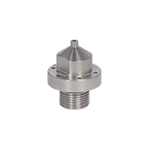 Walther materiaalnozzle 15 mm RVS (nr4)