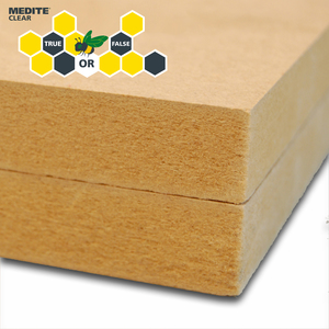 Medite CLEAR MDF D720 2440x1220x18mm.