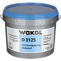 Wakol D3125 PVC Dispersielijm - 10 kg