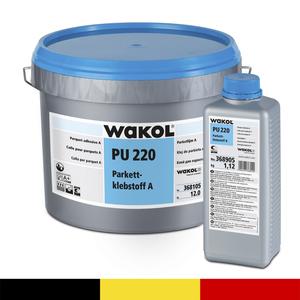 Wakol PU220 Parketlijm A-component - 12 kg (alleen in België leverbaar)