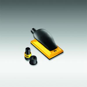 0020.6514 Hand Sanding Block 70x125mm + 29 stg