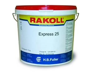 Rakoll Express 25 - 30kg - Houtlijm - Geel