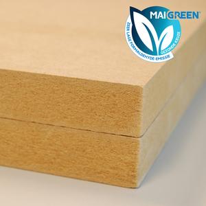 Medite CLEAR MDF D720 - formaldehydevrij verlijmd - 2440x1220x18mm.