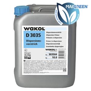 Wakol D3035 Dispersie voorstrijkmiddel - Zeer emissiearm -10kg