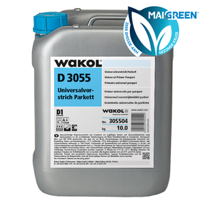 Wakol D3055 Universeel parketvoorstrijkmiddel - Zeer emissiearm - 10kg