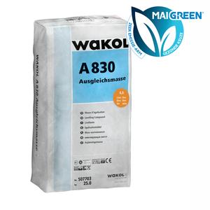 Wakol A830 Egaliseermiddel - Zeer emissiearm - 25kg