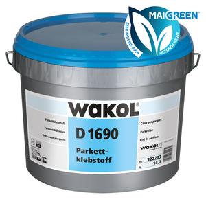 Wakol D1690 Parketlijm - Zeer emissiearm - 14 kg
