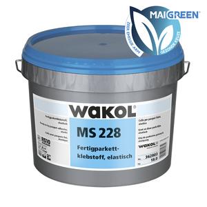Wakol MS228 Parketlijm, elastisch - Zeer emissiearm - 18kg