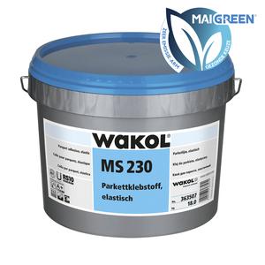 Wakol MS230 Parketlijm, elastisch - Zeer emissiearm - 18kg